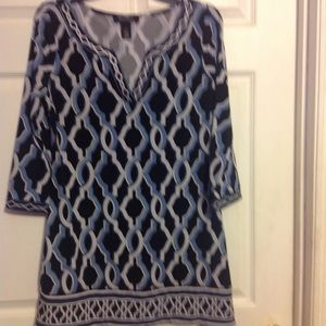 WHITE HOUSE/BLACK MARKET Knit Dress-NWOT